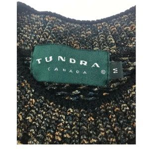 Tundra Sweaters - Tundra Canada Mens Sweater Size Medium Biggie Cosb